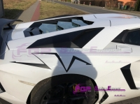 LP750 SV / LP740 S Batwings for Lamborghini Aventador LP700 470198201